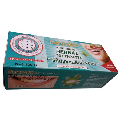 5Star 4A toothpaste 100g
