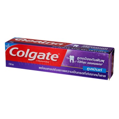 Colgate toothpaste Maximum Cavity Protection Cool mint 156g