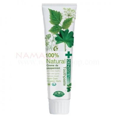 Dentiste Plus white toothpaste 100% Nature 100g