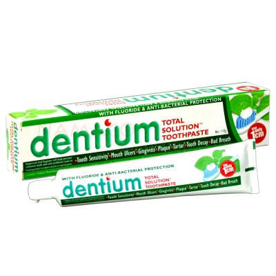 Dr. Phillips Dentium Total Solution toothpaste mint 110g