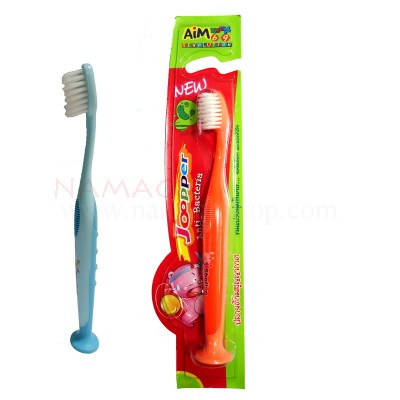 Aim Kids toothbrush joopper soft age 6-9 years