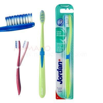 Jordan toothbrush Click Gum Protector super soft