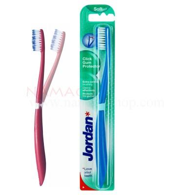 Jordan toothbrush Click Gum Protector soft