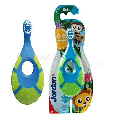 Jordan Kids toothbrush step1 age 0-2 years