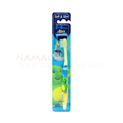 Kodomo kids toothbrush age 3-6 years