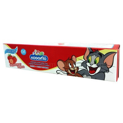 Kodomo kids toothpaste strawberry flavor 80g