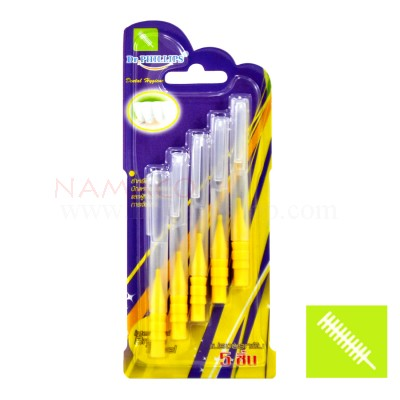 Dr. Phillips Interdental Brush Travel I shape 5 pcs Cylindrical