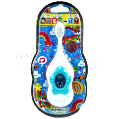 Dr. Phillips Kids toothbrush Step-Up age 0-3 years