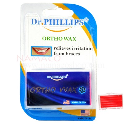 Dr. Phillips Ortho Wax 2box/pack
