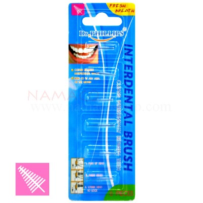 Dr. Phillips Refill Interdental Brush (Conical)