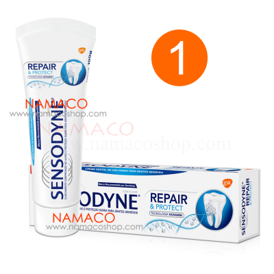 Sensodyne toothpaste Repair & Protect 100g