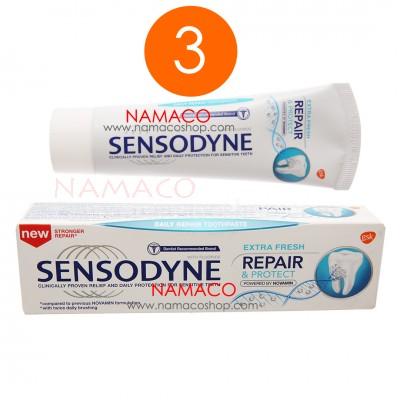 Sensodyne toothpaste Extra Fresh Repair & Protect 100g