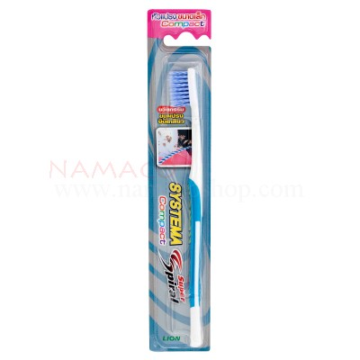 Systema toothbrush compact, Super spiral