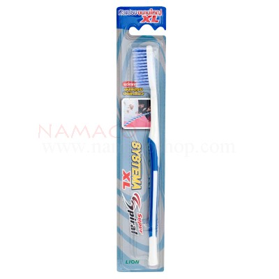 Systema toothbrush XL, Super spiral