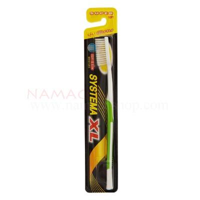Systema toothbrush XL, super soft, bristles