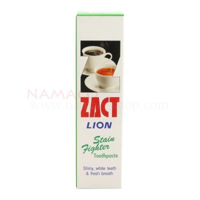 Zact Toothpaste Green 160g