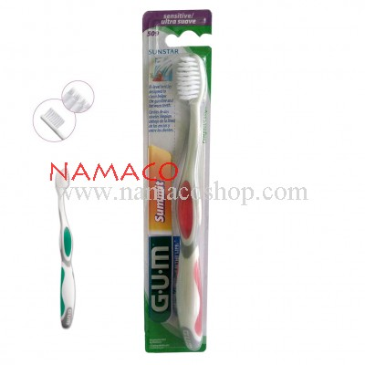GUM toothbrush summit sensitive 509