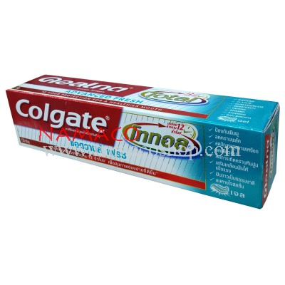 Colgate toothpaste Total 12 Advanced Anticavity Fresh Gel 150g