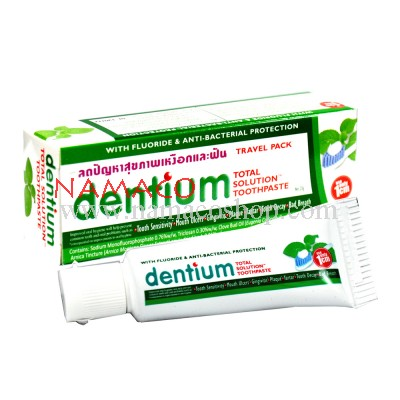 Dr. Phillips Dentium Total Solution Toothpaste mint 25g