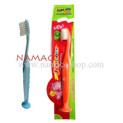 Aim Kids toothbrush joopper soft age 6-9 years