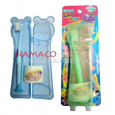 Aim & Nine kids toothbrush joopper with box age 2-5 years