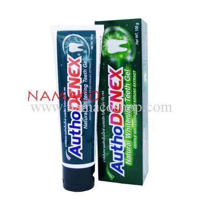 AuthoDENEX Natural Whitening Teeth Gel 100g