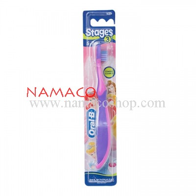 Oral-B kids toothbrush stages 3 Princess  5-7years