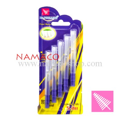 Dr. Phillips Interdental Brush Travel I shape 5 pcs Conical