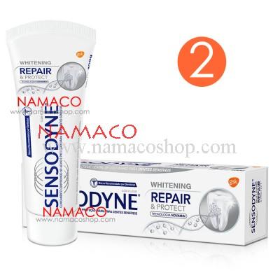 Sensodyne toothpaste Whitening Repair & Protect 100g
