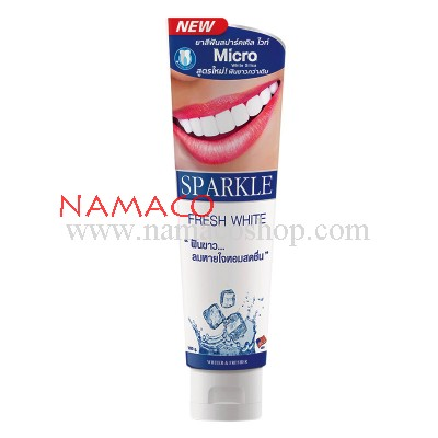Sparkle toothpaste fresh white 100g