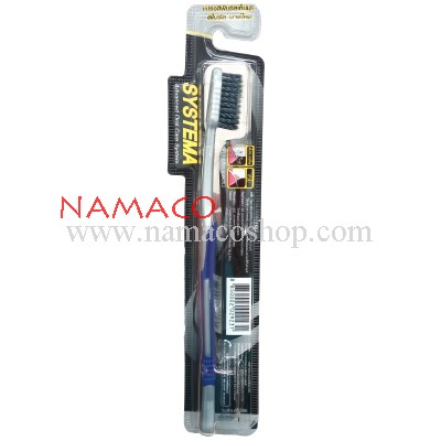 Systema toothbrush Charcoal, original, Super spiral