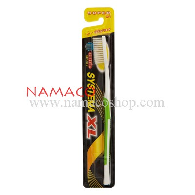 Systema toothbrush XL, super soft, bristles