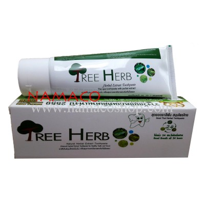 Tree Herb toothpaste 80g